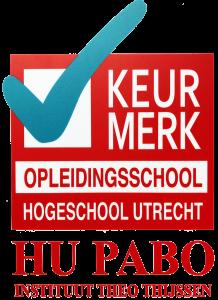 Keurmerk opleidingsschool Hogeschool Utrecht HU Pabo Instituut Theo Thijssen